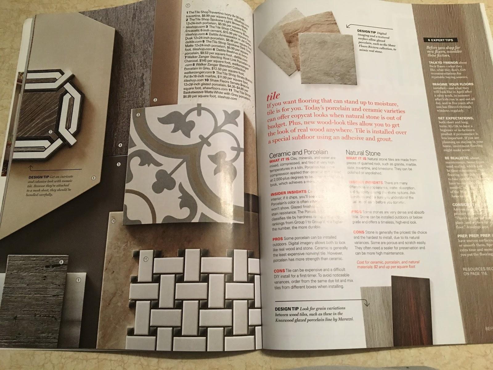 The Tile Shop Design By Kirsty - Daltile spokane