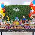 Galinha Pintadinha para decorar festa infantil!
