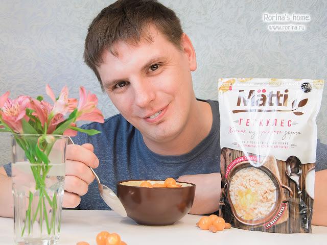 Овсянка Матти: как готовить