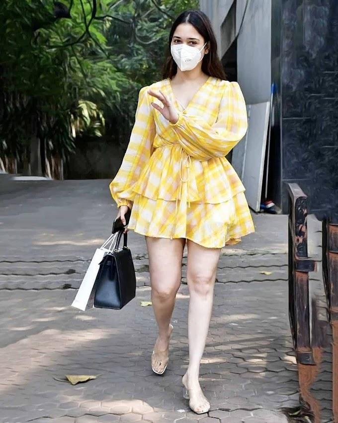 Actress Tamannaah Bhatia Latest Photos
