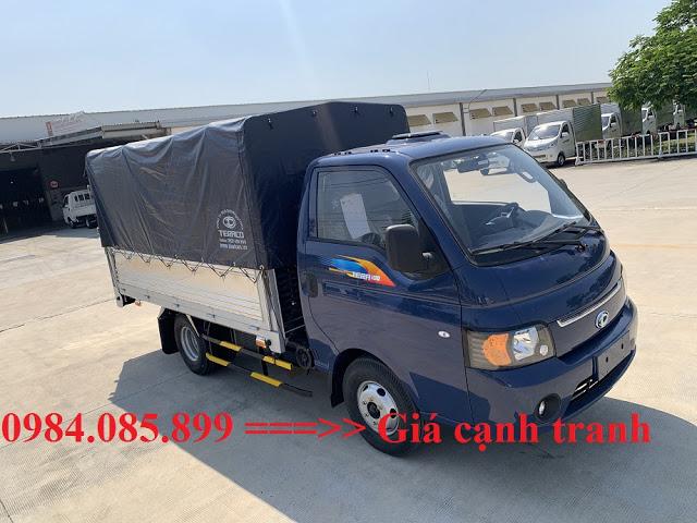 Xe tải Tera 150 thùng bạt