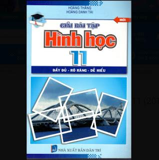 Giải Bài Tập Hình Học Lớp 11 (2013) ebook PDF-EPUB-AWZ3-PRC-MOBI