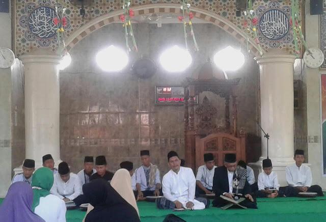 Semarak Gemah dan Takbir Peringatan Maulid di  Ponpes Al-Amalul Khair
