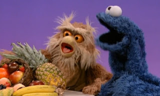 Sesame Street C is for Cookie Monster