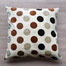 Polka Dots Decorative Throw Pillows, Covers in Port Harcourt Nigeria