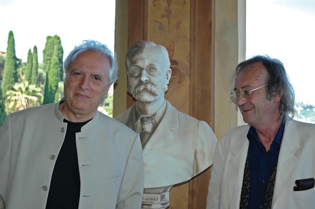 Convegno Nico Orengo Giardini Hanbury