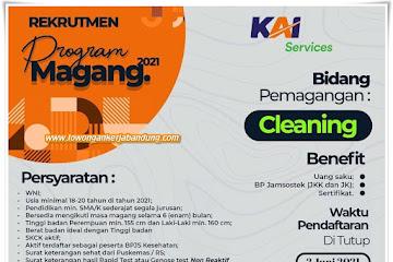 Lowongan Kerja Cleaning KAI PT Reska Multi Usaha