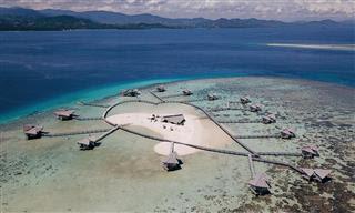 Pulo Cinta - Gorontalo