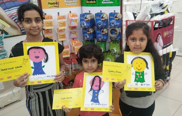 3M partners with Reliance Smart to promote girl child education