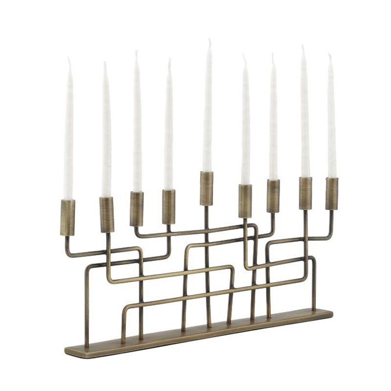 Over 220 Beautiful Modern Menorahs The Updated Megile