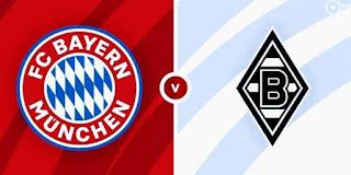 موعد مباراة بايرن ميونخ وبوروسيا مونشنغلادباخ اليوم 13-08-2021 في الدوري الالماني