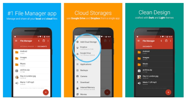 file manager android apps
