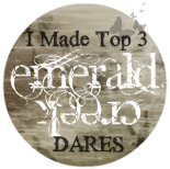 TOP 3 WINNER EMERALD CREEK