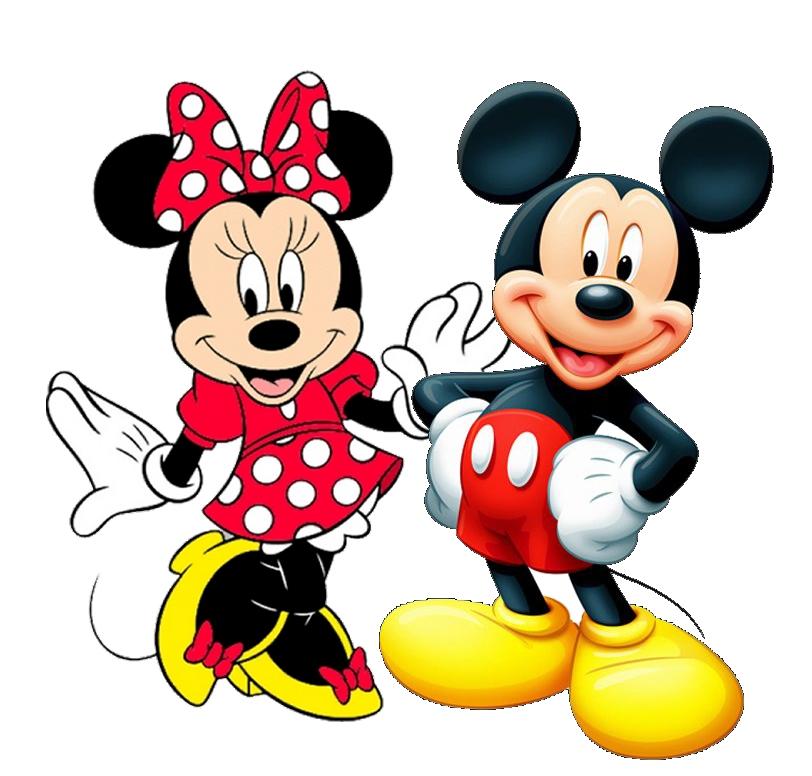 Imprimibles im genes y fondos de minnie y mickey 10 - Minni et mickey ...