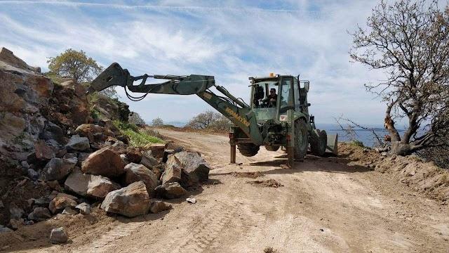 ΓΕΕΘΑ: Σειρά έργων από τη ΜΟΜΚΑ σε ακριτικές περιοχές (14 ΦΩΤΟ)