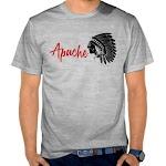 Kaos Distro Pria Apache SK10 Asli Cotton