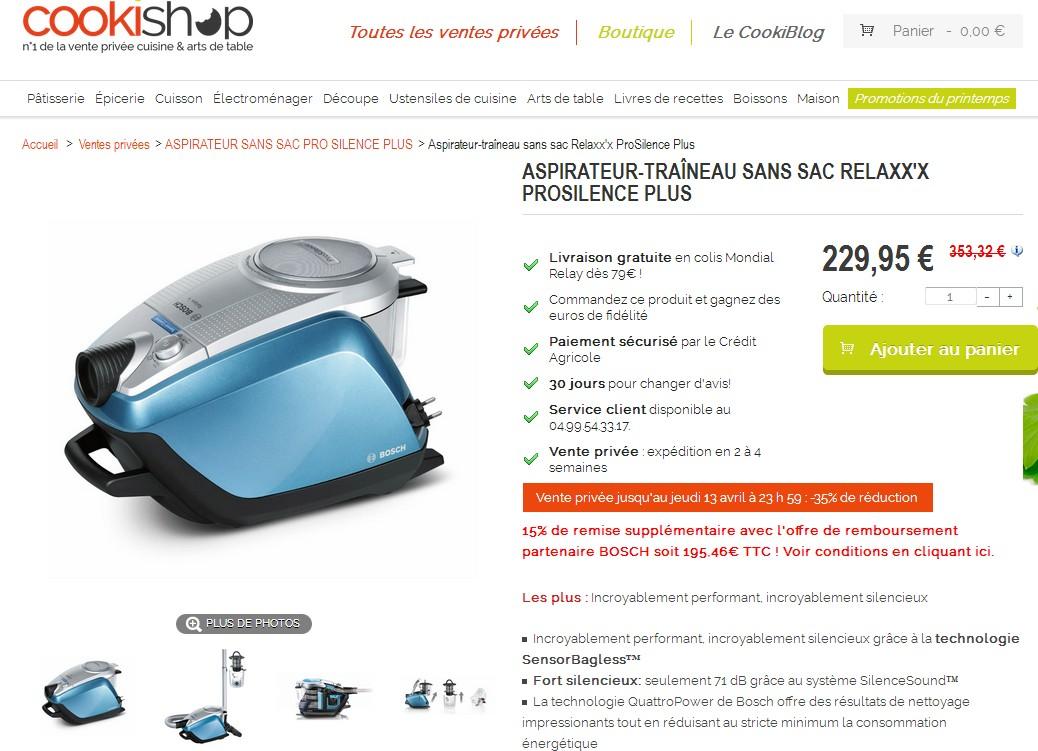 Vente Privee Aspirateur Sans Sac Lm Motoculture Fr