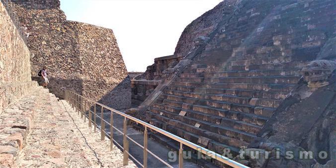 Ruínas de Teotihuacan