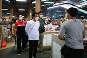 Bupati Suwirta Monev Pasar Umum Galiran dan Pasar Seni Jelang Hari Raya Galungan dan Kuningan