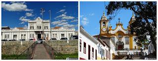 Roteiro - dois dias em São João del Rei e Tiradentes (Minas Gerais)