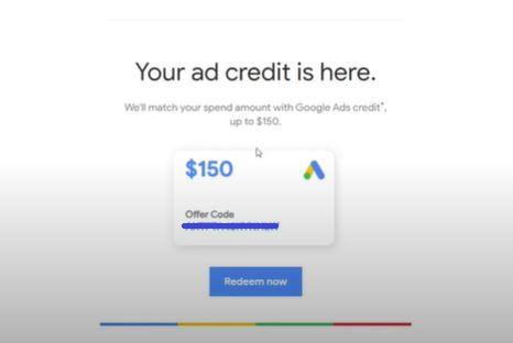 Google Adword Promo Code