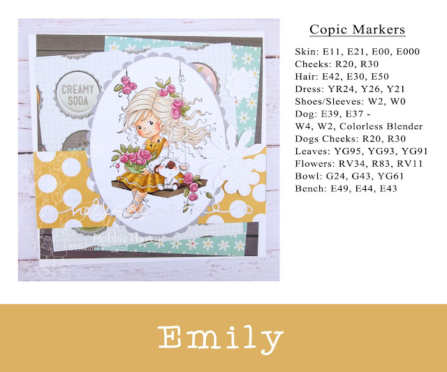 Heather's Hobbie Haven - Emily Card Kit