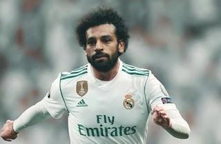 محمد صلاح يرد على خبر إنتقاله لنادي ريال مدريد في فترة الإنتقالات الصيفية