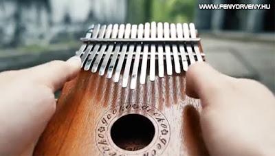 Csodálatos zene - egy nem mindennapi hangszeren