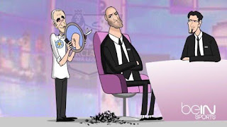 شاهد حلقة حلاقة شعر ميدو على الهواء مباشرة على قناة بى ان سبورت