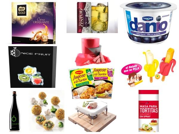 Los 11 alimentos y bebidas más innovadores del mercado