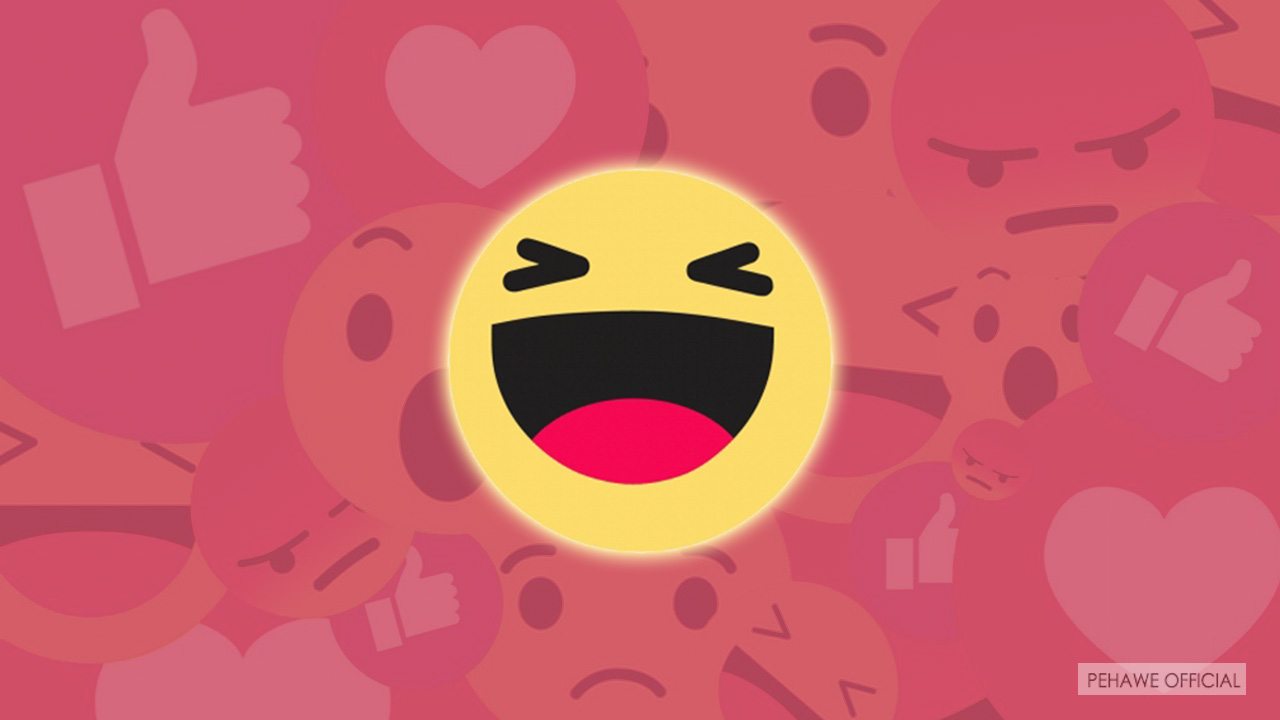 Cara Memasang Tombol Reaksi Animasi Emoji Facebook di Blog
