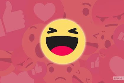 Cara Memasang Tombol Animasi Emoji Facebook di Blog