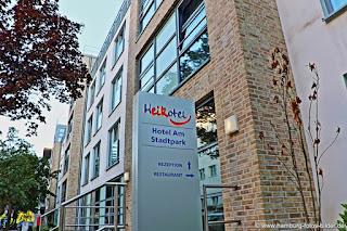Hotel Heikotel Hamburg Stadtpark