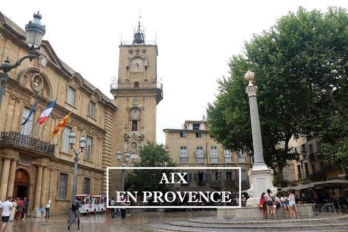 Qué ver en Aix en Provence, provenza francesa