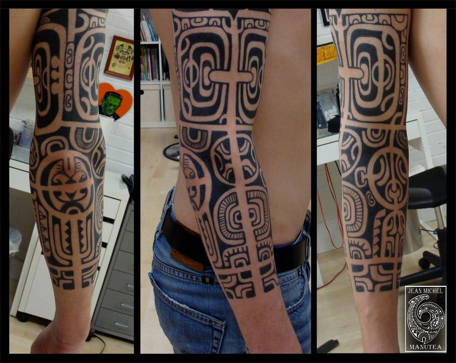 Marquesan Tattoo: Tatouage Polynesien-polynesian Tattoo: April 2012