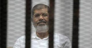 """عاجل...وفاة الرئيس المعزول محمد مرسي أثناء جلسة المحاكمة """"اضغط للتفاصيل"""""""
