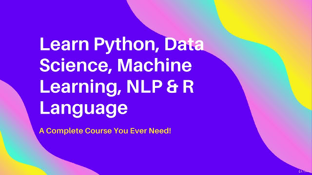 Learn Data Science, Deep Learning, Machine Learning, NLP & R