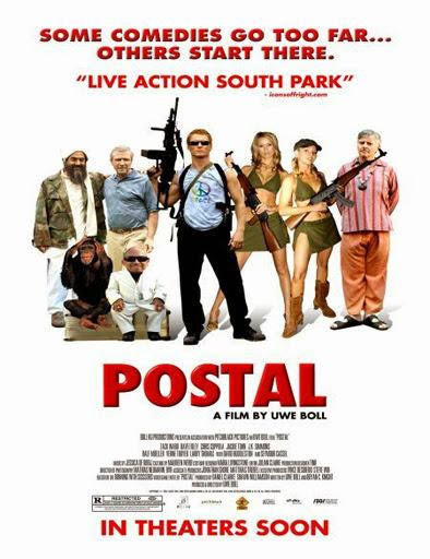 Postal: Parodia del Caos