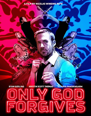Poster Of Hollywood Film Only God Forgives (2013) In 300MB Compressed Size PC Movie Free Download At worldfree4u.com