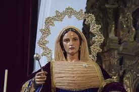 Horario e Itinerario del Traslado de ida de Hermandad de Santa Marta  a la Basílica de Ntra. Sra. de la Merced. Jerez de la Frontera 25 de Julio del 2021