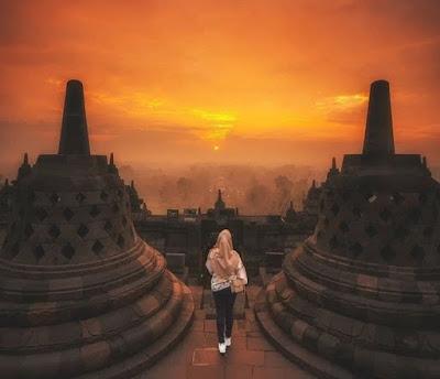 Keajaiban serta kemegahan Candi Borobudur yang tidak terbantahkan