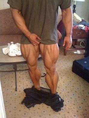 تمارين عضلات الرجل للمبتدئين