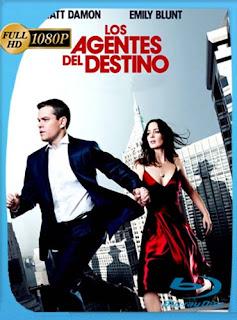Los Agentes Del Destino 2011HD [1080p] Latino [GoogleDrive] SilvestreHD