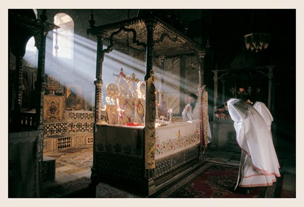 Αποτέλεσμα εικόνας για Ἐμπειρίες κατά τήν Θεία Λειτουργία