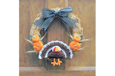 Free Thanksgiving Turkey Crochet Patterns