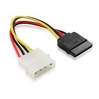Konektor power optical drive 4 pin