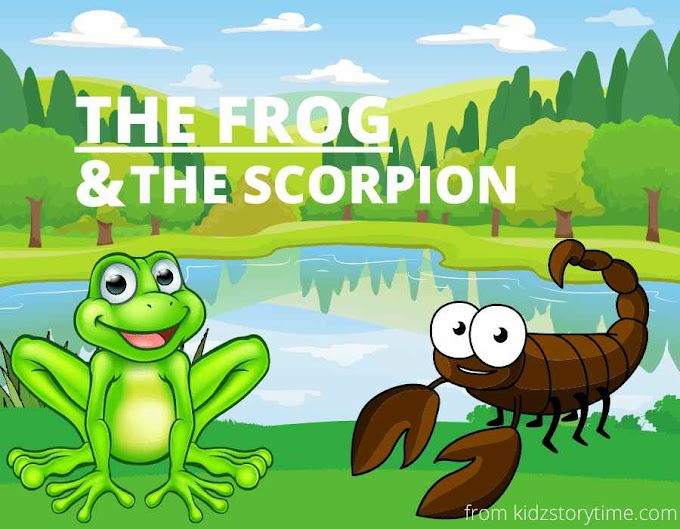 The Frog And The Scorpion - (Read Full Story Now)