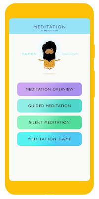Screenshot of Senseful (formerly Meditation Basic) app