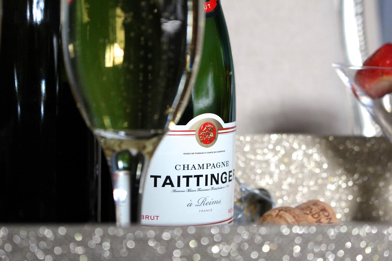 Taittinger Champagne BAFTA 2016