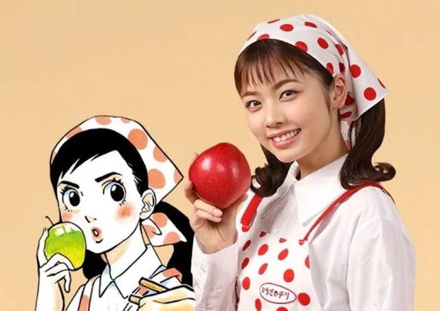 Daftar Pemeran Live Action dari Manga Bishoku Tantei Akechi Goro